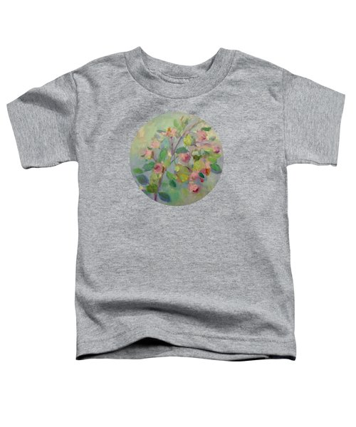 The Beauty Of Spring Toddler T-Shirt by Mary Wolf