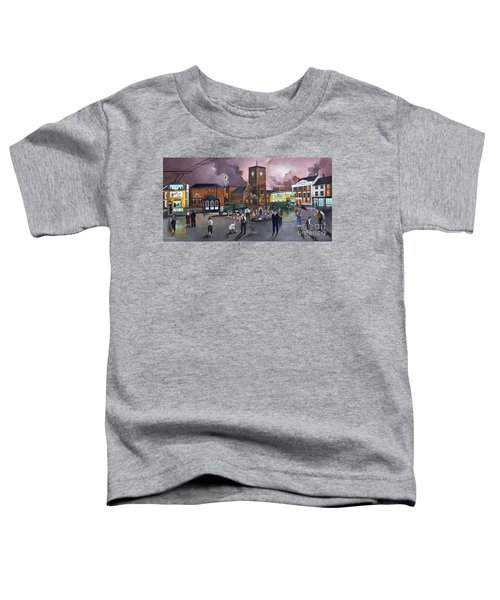 Dudley Trolley Bus Terminus 1950's Toddler T-Shirt