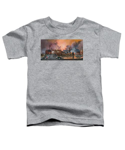 The Black Country Village Toddler T-Shirt