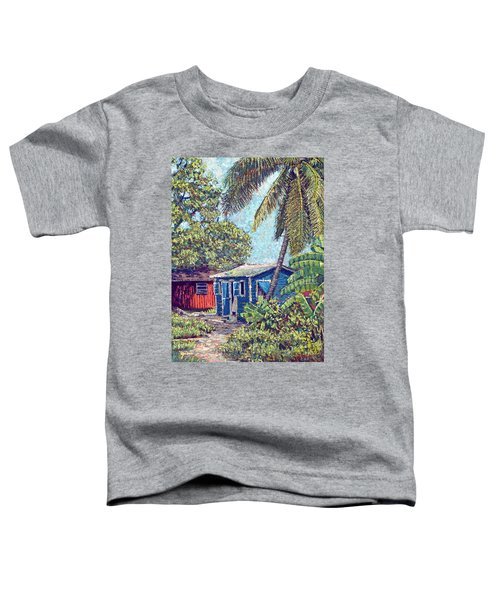 The Blue Cottage Toddler T-Shirt