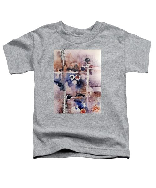 The Blues Toddler T-Shirt