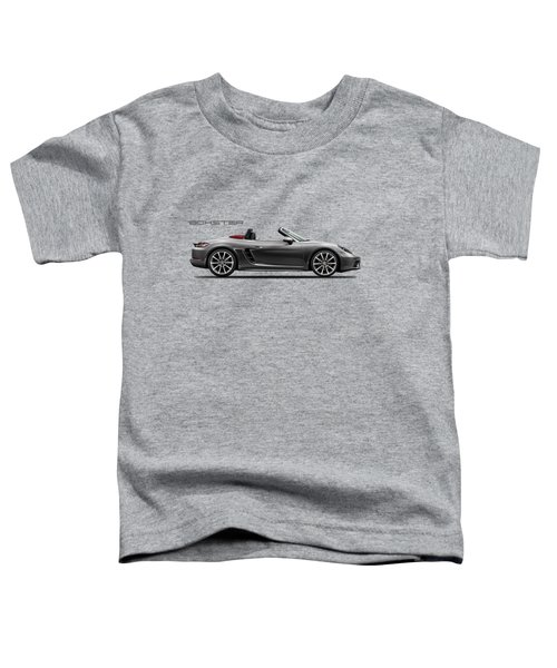 The Boxster Toddler T-Shirt