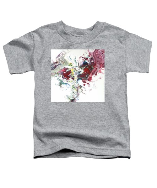 The Breath Of The Crimson Dragon Toddler T-Shirt