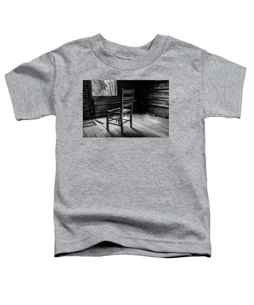 The Broken Chair Toddler T-Shirt