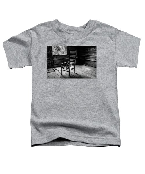 The Broken Chair Toddler T-Shirt