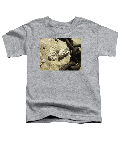 The Chain And The Fossil Toddler T-Shirt