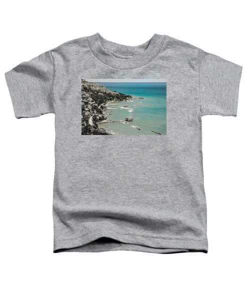 The City Of Waves Toddler T-Shirt