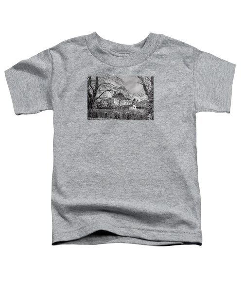 Toddler T-Shirt featuring the photograph The Claremont by Jeremy Lavender Photography