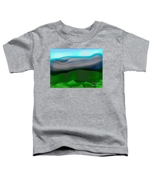 The Hilltop View Toddler T-Shirt