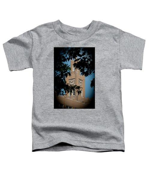 The Clock Tower Toddler T-Shirt