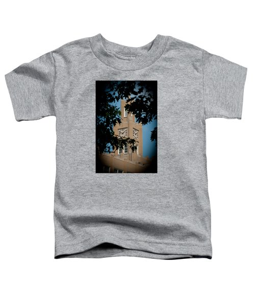 The Clock Tower Toddler T-Shirt