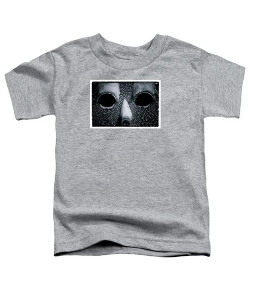 The Cold Stare Toddler T-Shirt