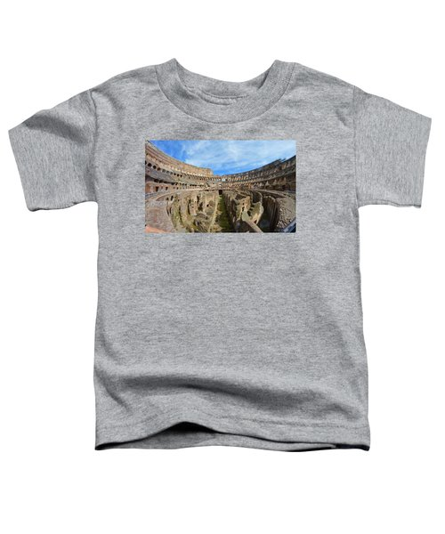 The Colosseum Toddler T-Shirt