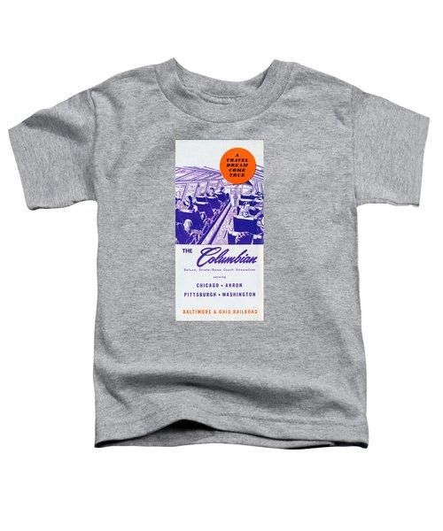 The Columbian Toddler T-Shirt