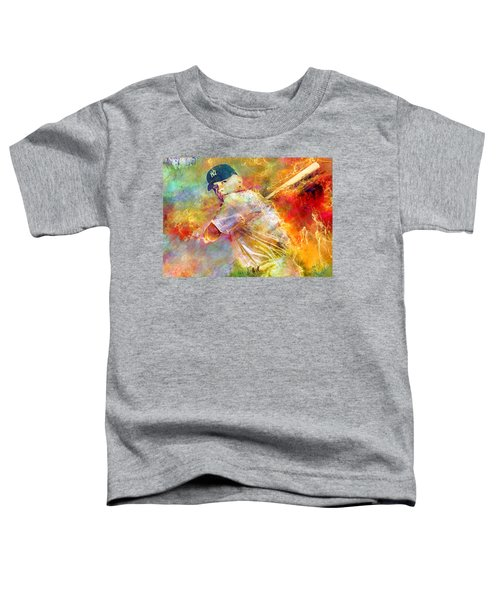 The Commerce Comet Toddler T-Shirt by Mal Bray