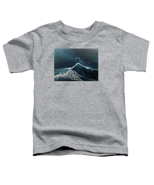 The Conductor Toddler T-Shirt
