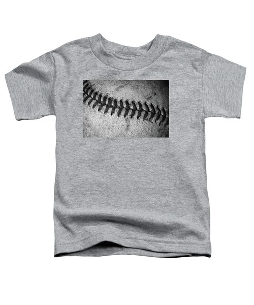 Toddler T-Shirt featuring the photograph The Curve Ball by David Patterson
