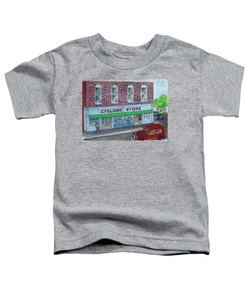 The Cyclone Store 1948 Toddler T-Shirt