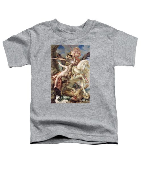 The Deliverance Toddler T-Shirt by Joseph Paul Blanc