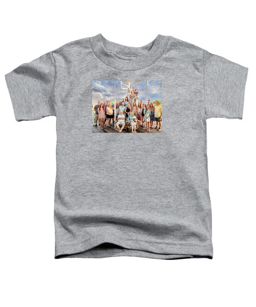 The Dezzutti Family Toddler T-Shirt