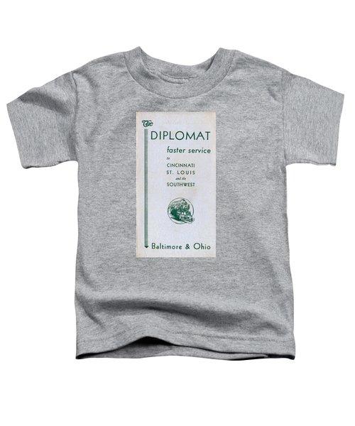 The Diplomat Toddler T-Shirt