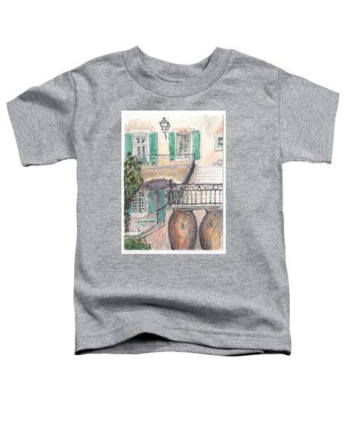 The Dora Maar Residency Toddler T-Shirt