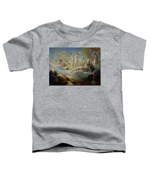 The Dream Of The Believer Toddler T-Shirt