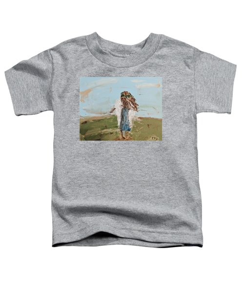 The Edge Of The Field Toddler T-Shirt