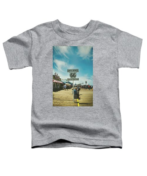 The End Of Sixty-six Toddler T-Shirt