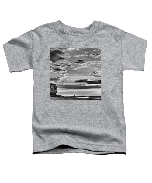 The End Of The Day, Old Hunstanton  Toddler T-Shirt by John Edwards