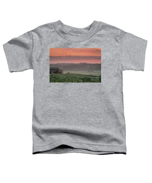 The English Landscape 2 Toddler T-Shirt