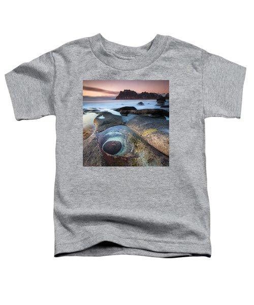 The Evil Eye Toddler T-Shirt