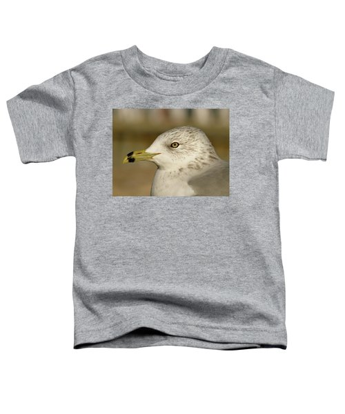 The Eye Of The Seagull Toddler T-Shirt