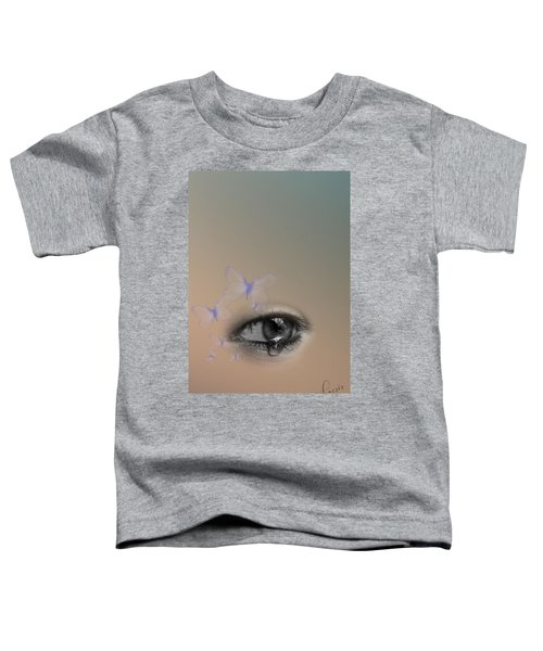 The Eyes Don't Lie Toddler T-Shirt
