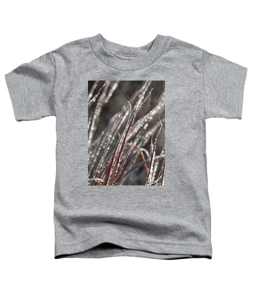 The First Frost Toddler T-Shirt