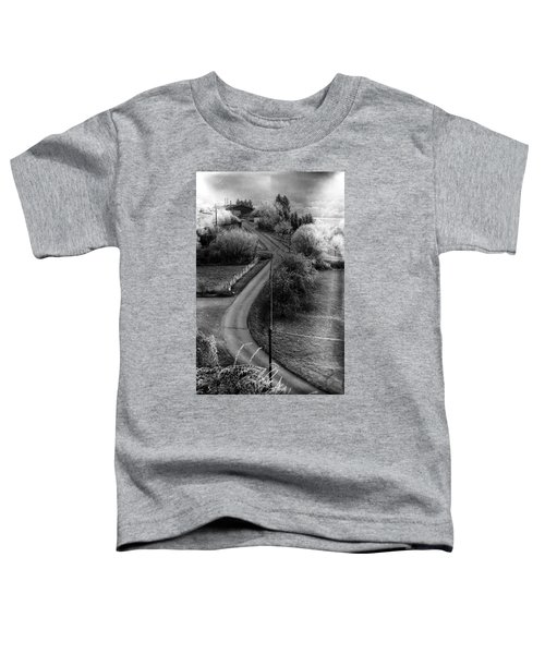 The First Morning Of The First Day Toddler T-Shirt