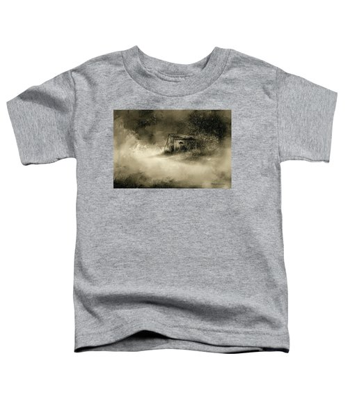 The First Snow Toddler T-Shirt