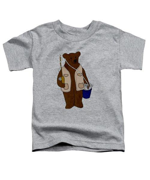 The Fisherman Toddler T-Shirt