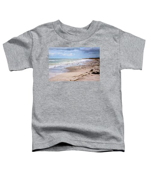 The Flock Toddler T-Shirt