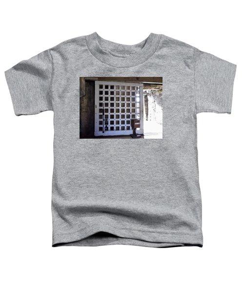 The Fort Door Toddler T-Shirt