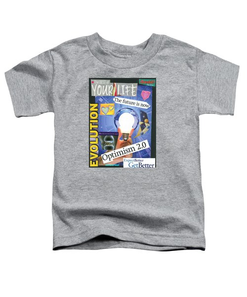 The Future Is Now Toddler T-Shirt