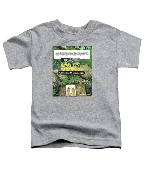 The Garden Of The Soul Toddler T-Shirt