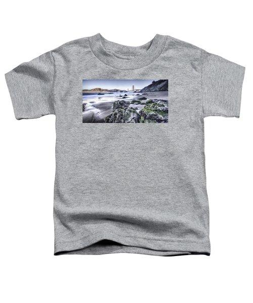 The Golden Gate Bridge Toddler T-Shirt