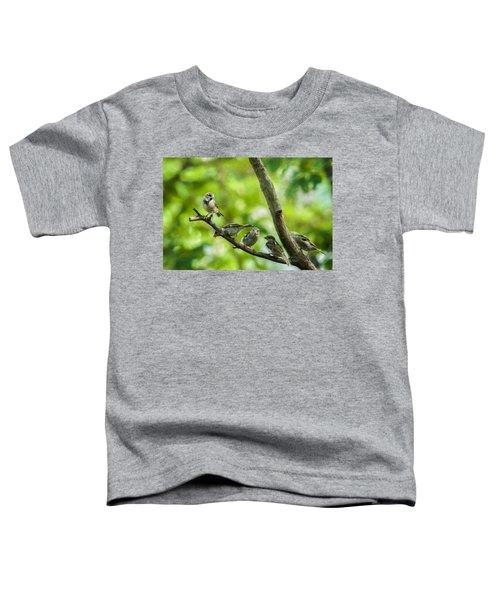 The Gossip Branch Toddler T-Shirt