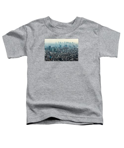 The Great Tokyo Toddler T-Shirt