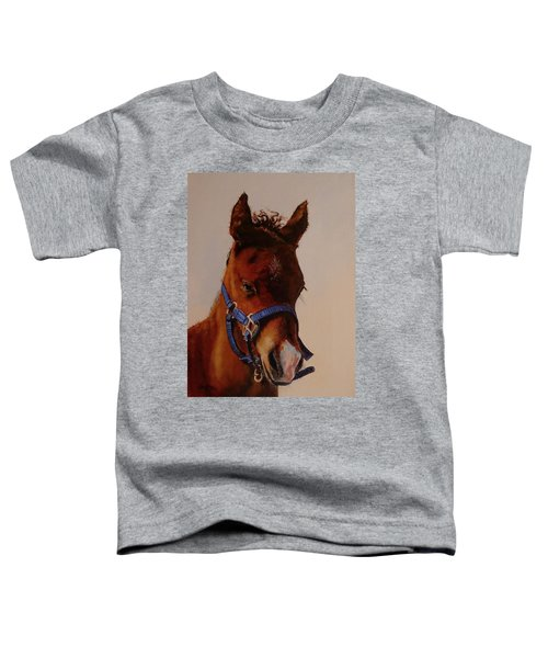 The Halter Toddler T-Shirt