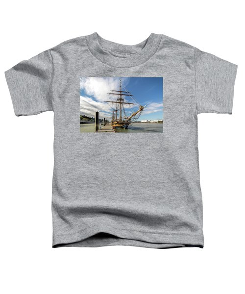 The Hawaiian  Cheiftain Toddler T-Shirt