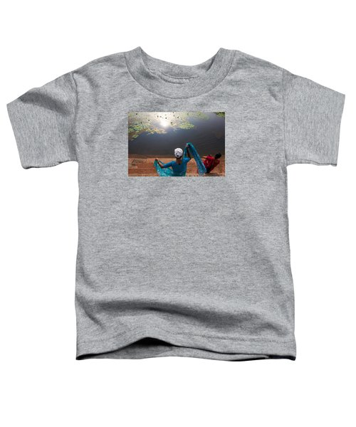 The Holy Pond Toddler T-Shirt
