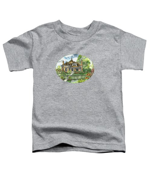 The House On Spring Lane Toddler T-Shirt