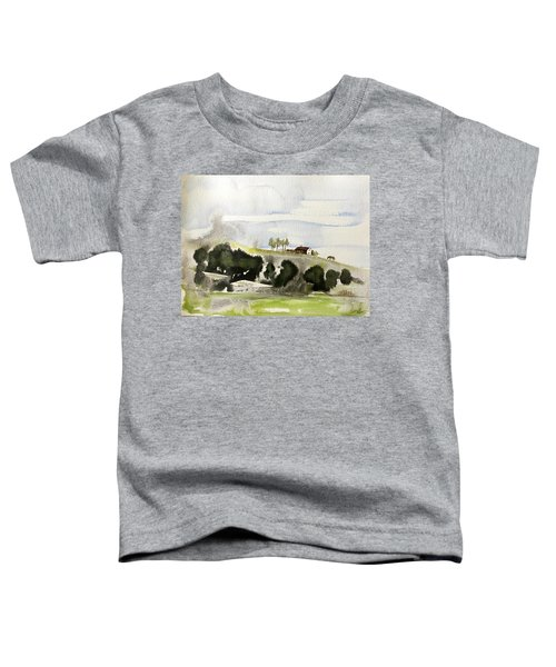 The House On The Hill Toddler T-Shirt